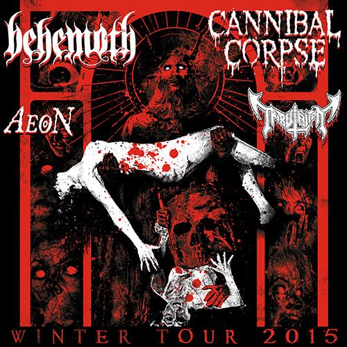 Behemoth-CannibalCorpse
