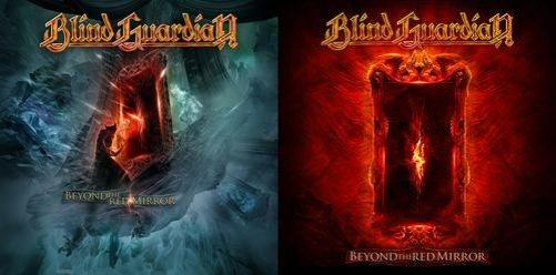 Left (blue): Standard Artwork Right (red): Earbook/ Digi-Pak & Digi-Book Artwork