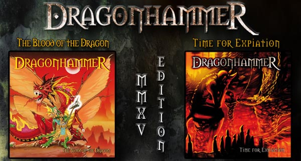 Dragonhammer-reissues