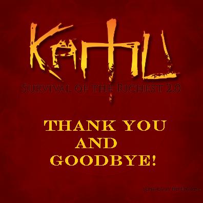 Karhu-Goodbye