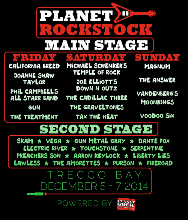 Planet Rockstock 2014