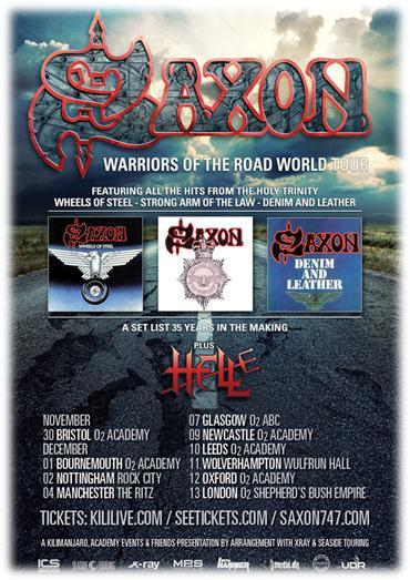 Saxon Hell