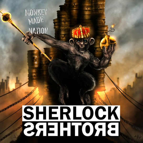 SHERLOCK-BROTHERS_Cover
