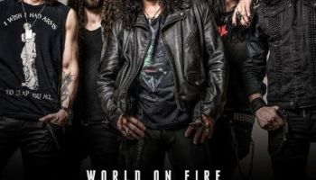 Slash World On Fire Video