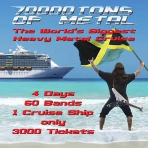 70000 Tons Of Metal '15