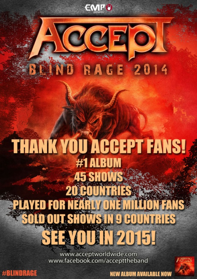 Accept End Of Tour