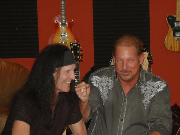 Dave Evans & David Mobley
