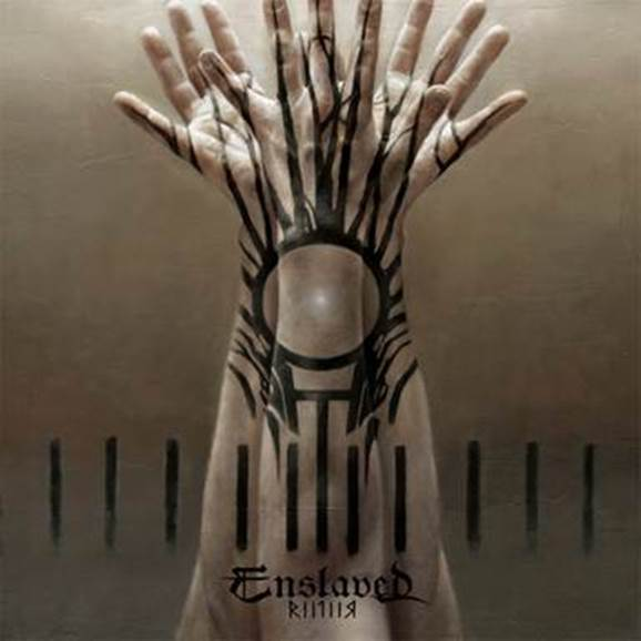 Enslaved Cover Art