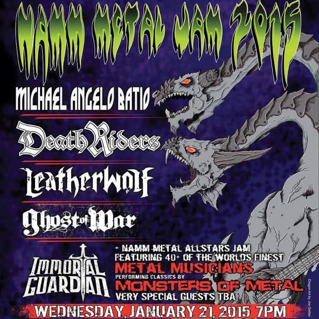 NAMM-Metal-Jam-2015