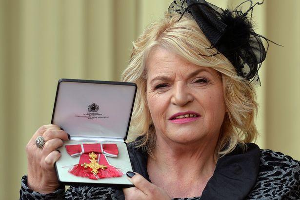 Sylvia Lancaster OBE