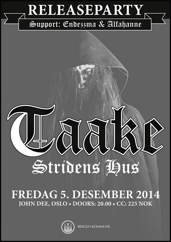 Taake-release-party