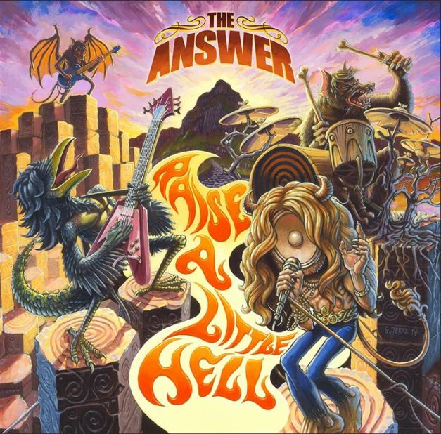 The Answer Artwork