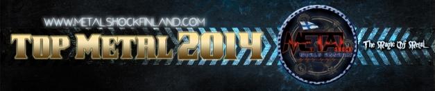 Top Metal 2014 banner