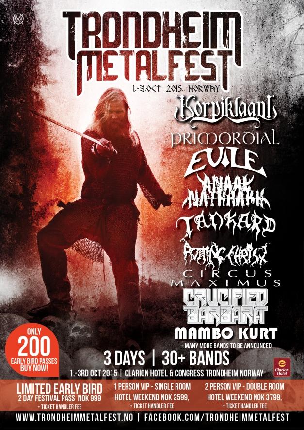 Trondheim Metal Festival