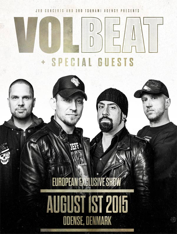 Volbeat-Exclusive-Europe-2015