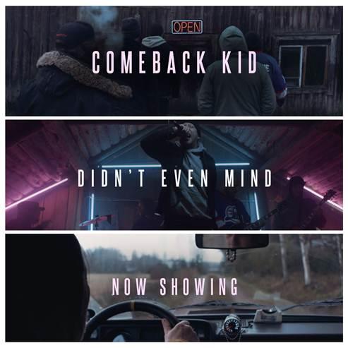ComebackKid-video