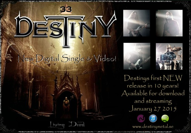 Destiny Living Dead