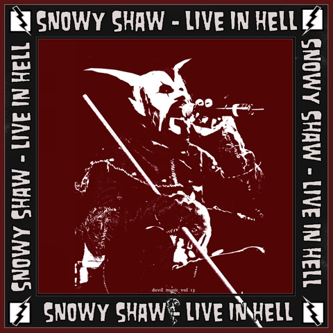 SnowyShaw-Live-in-hell-cover