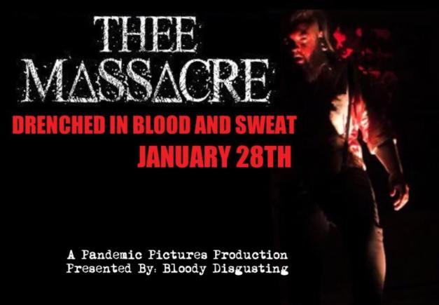 Thee Massacre Video Premiere