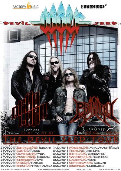 Wolf Tour 2015