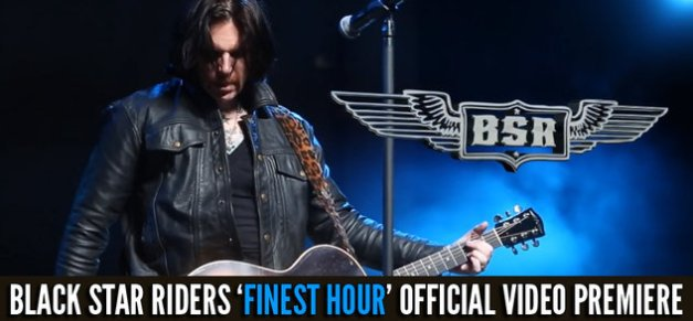 BlackStarRiders-video-premiere