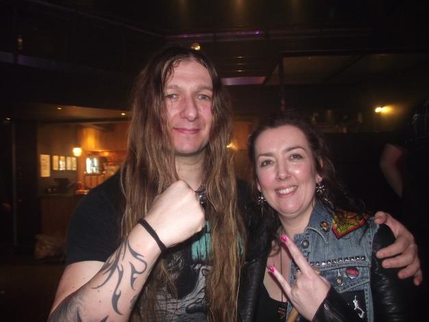 Andy Martongelli, ARTHEMIS, With Blackdiamond Nottingham 2015