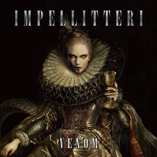 Impellitterin Album Cover