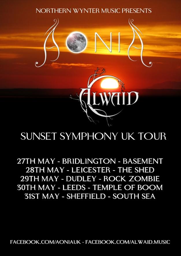 Sunset Symphony Tour