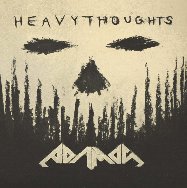 Adamas-Heavy-Thoughts-album-cover