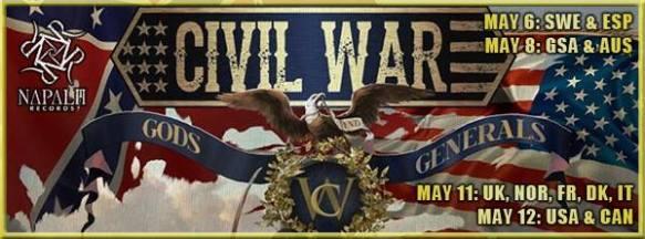 CIVIL WAR: Two Band Members Leave