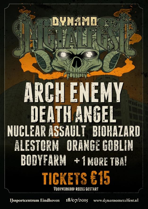 Dynamo Metalfest 2015