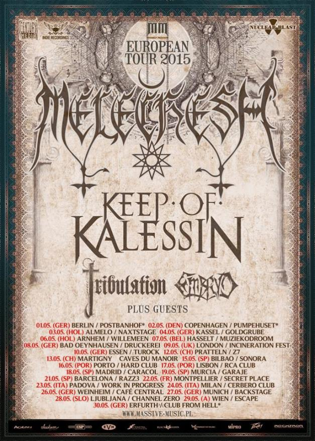 Melechesh-tour