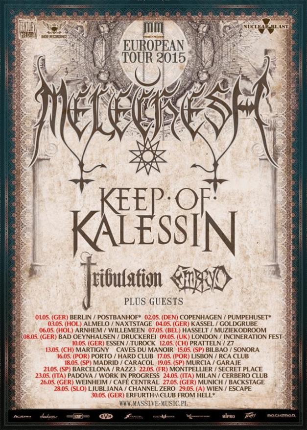 Melechesh-tour