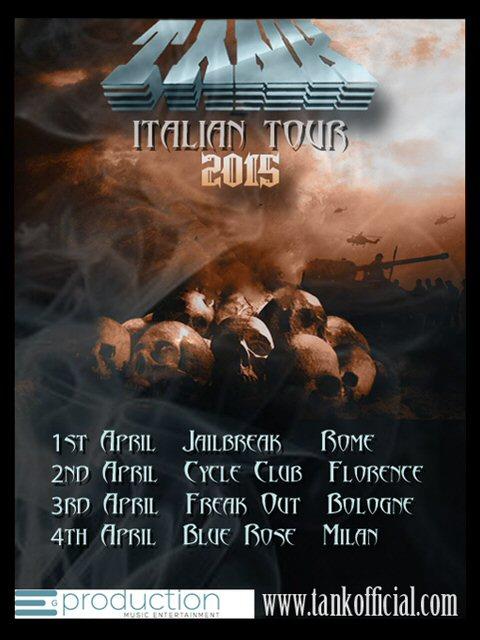 TANK ITALY 2015