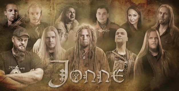 Jonne-banner
