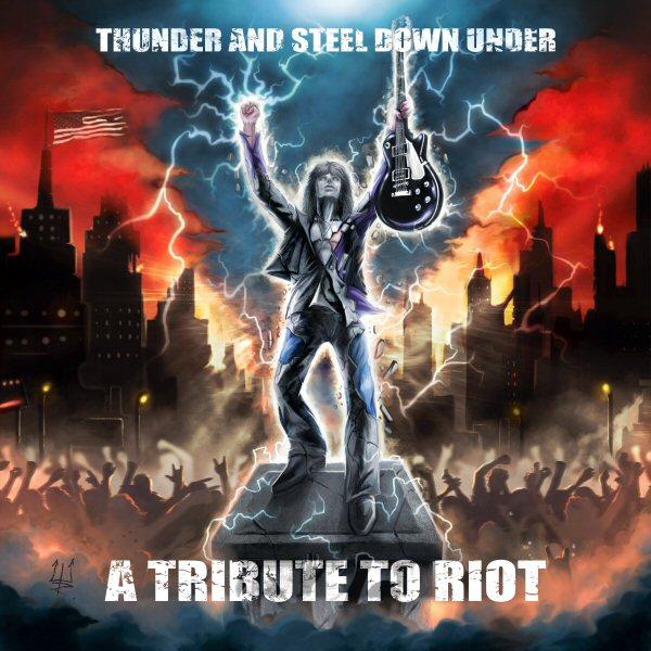 RIOT-tribute-album-cover