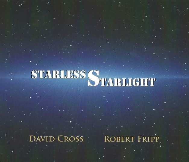 Starless Starlight - album sleeve artwork