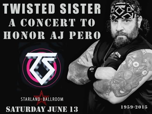 Twisted Sister AJ Pero
