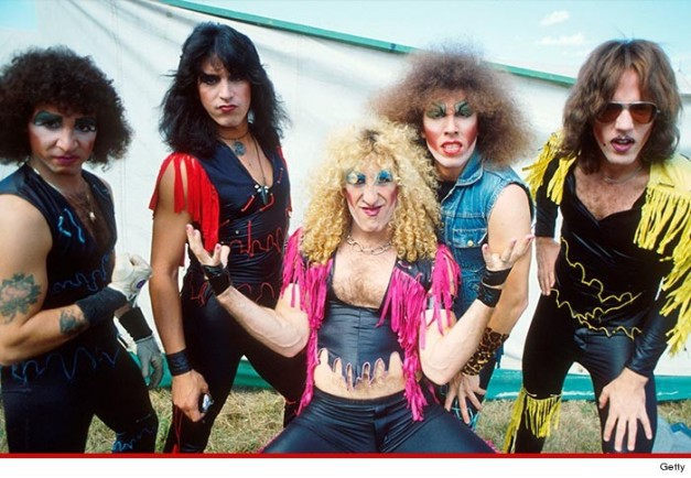 Twisted Sister band