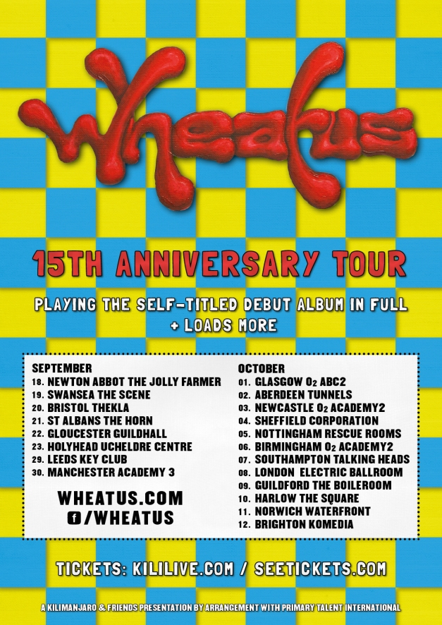 Wheatus Tour