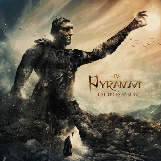 Pyramaze-cover