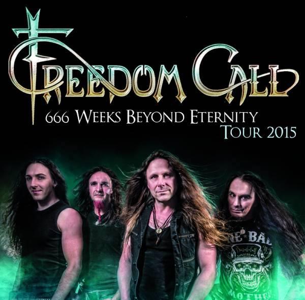 FreedomCall-tour