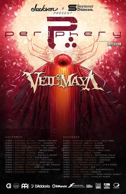 Periphery Tour 2015