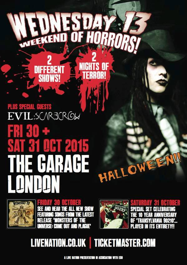 Wednesday 13 Evil Scarecrow