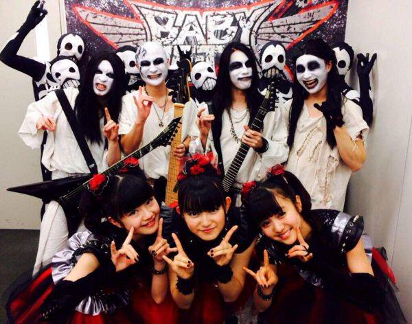 Babymetal-KamiBand