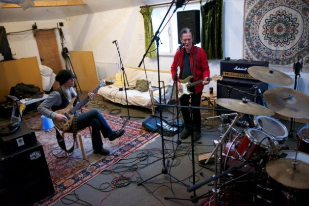 Bernie Torme Studio
