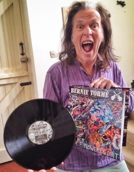 Bernie Torme Vinyl
