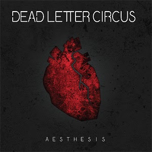 Dead Letter Circus Cover Art