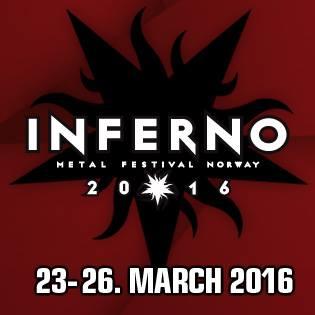 INFERNO METAL FESTIVAL 2016