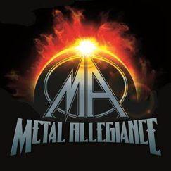 Metal Allegiance Cover Art